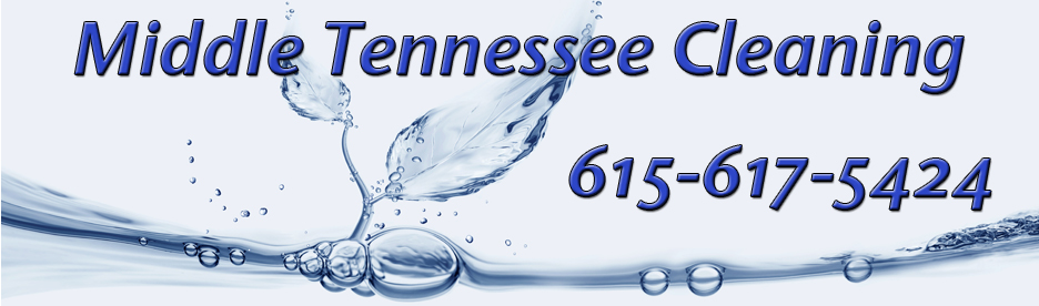 Middle Tennessee Cleaning Banner Image 615-617-5424